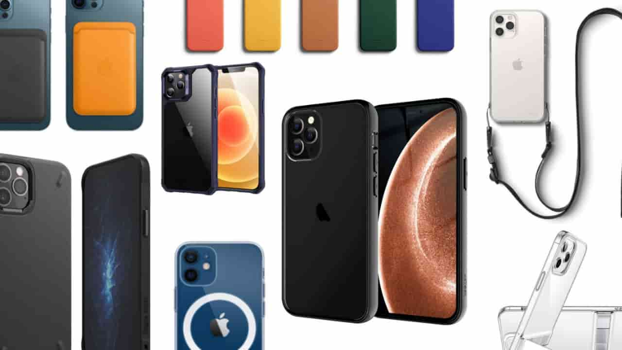 how to choose the best iPhone cases in 2021