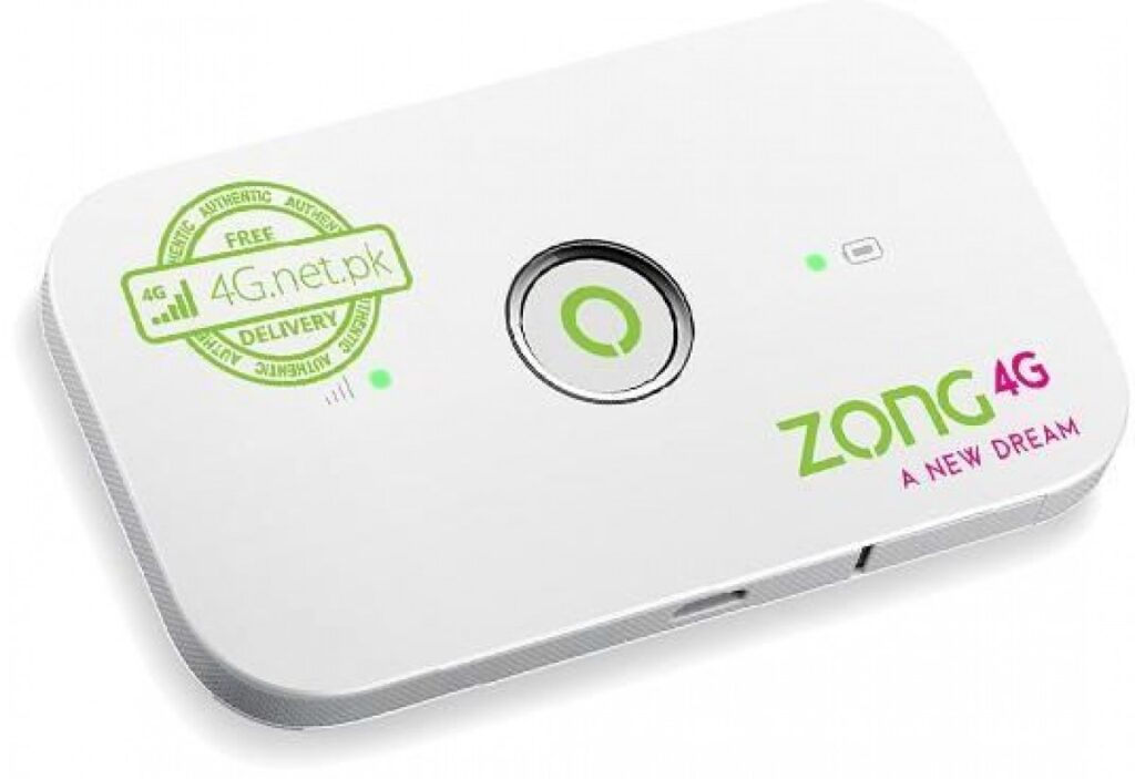How to Reset Zong 4G WiFi Device in 2021